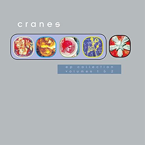Cranes/EP Collection Volumes 1 & 2 (Blue/Silver/Gold Vinyl)@3LP 180g@RSD Black Friday Exclusive/Ltd. 1500