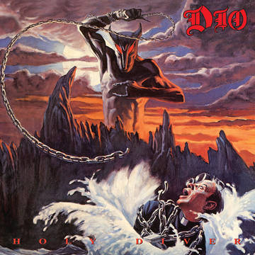 Dio/Holy Diver (Picture Disc)@RSD Black Friday Exclusive/Ltd. 7500