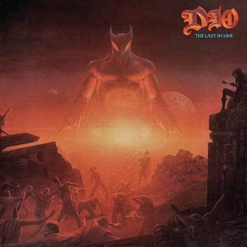 Dio/The Last in Line (Picture Disc)@RSD Black Friday Exclusive/Ltd. 7500