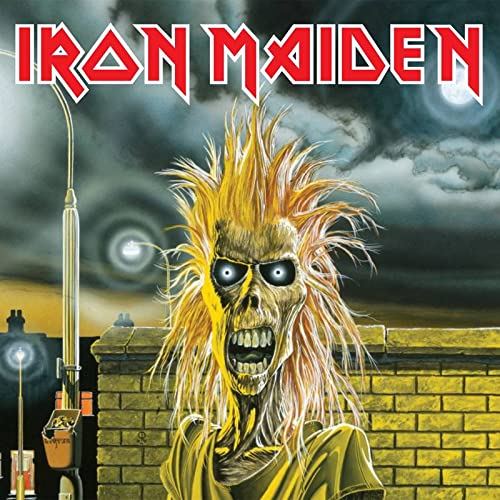 Iron Maiden/Iron Maiden (Picture Disc)@RSD Black Friday Exclusive/Ltd. 5000