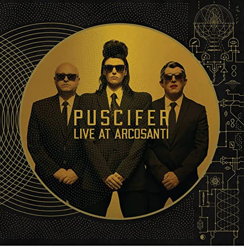 Puscifer/Existential Reckoning: Live At Arcosanti@RSD Black Friday Exclusive/Ltd. 5000
