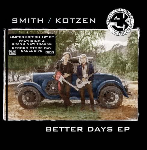 Smith/Kotzen/Better Days EP@RSD Black Friday Exclusive/Ltd. 2800