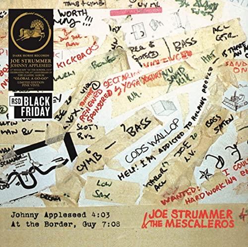 Joe Strummer & The Mescaleros/Johnny Appleseed@RSD Black Friday Exclusive/Ltd. 5000