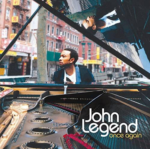 John Legend/Once Again@RSD Black Friday Exclusive/Ltd. 5800 USA