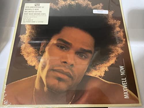 Maxwell/NOW (Root Beer Brown Vinyl)@RSD Black Friday Exclusive/Ltd. 4600 USA