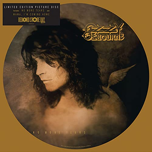 Ozzy Osbourne/No More Tears (Picture Disc)@RSD Black Friday Exclusive/Ltd. 9200 USA