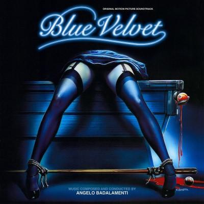 Blue Velvet/Original Motion Picture Soundtrack (Marbleized Blue Vinyl)@2LP/Deluxe Edition@RSD Black Friday Exclusive/Ltd. 4500 USA