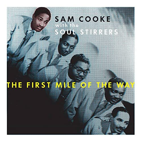 """Sam Cooke/The First Mile Of The Way@3 x 10""""@RSD Black Friday Exclusive/Ltd. 3400 USA"""