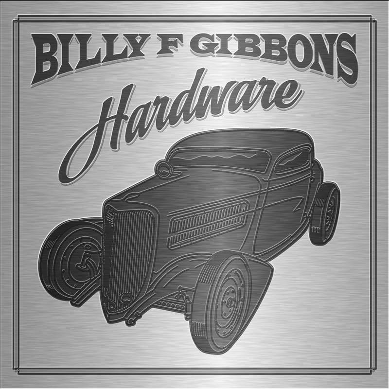 Billy F. Gibbons/Hardware [Deluxe Edition]@3-D Tin Case CD@RSD Black Friday Exclusive/Ltd. 2000 USA
