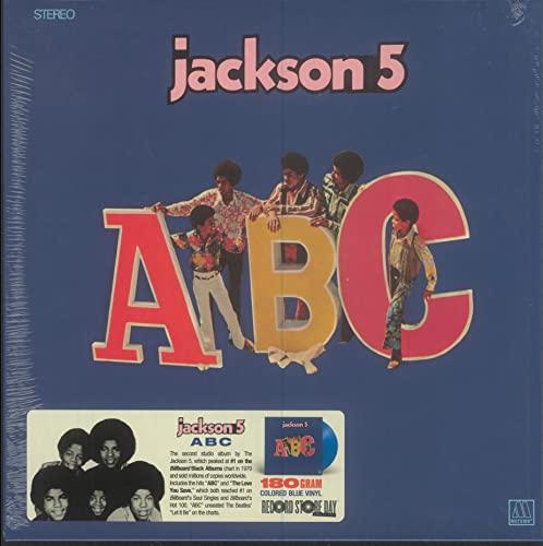 The Jackson 5/ABC (Blue Vinyl)@RSD Black Friday Exclusive/Ltd. 1500 USA