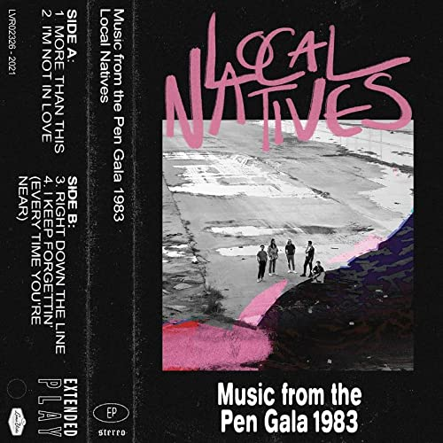 Local Natives/Music From The Pen Gala 1983@RSD Black Friday Exclusive/Ltd. 1500 USA