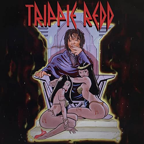 Trippie Redd/A Love Letter To You 1 / A Love Letter To You 2@3LP@RSD Black Friday Exclusive