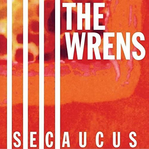 The Wrens/Secaucus (Cherry Red Vinyl)@2LP@RSD Black Friday Exclusive/Ltd. 2000 USA