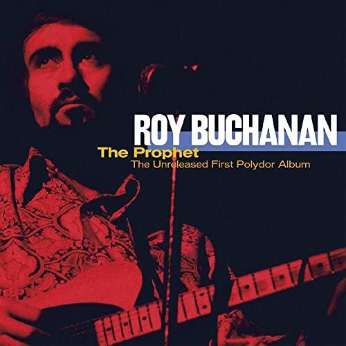 "Roy Buchanan/The Prophet--The Unreleased First Polydor Album (Orange & Black ""Fire"" Vinyl)@2LP@RSD Black Friday Exclusive/Ltd. 1750 USA"