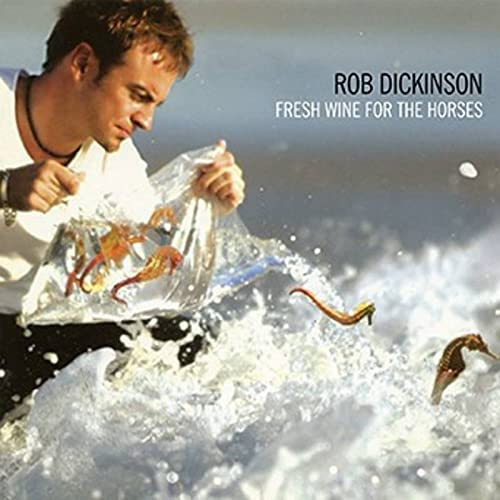 """Rob Dickinson/Fresh Wine for the Horses (Red & Yellow """"Seahorse"""" Vinyl)@2LP@RSD Black Friday Exclusive/Ltd. 1250 USA"""