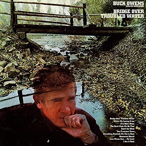 Buck Owens & His Buckaroos/Bridge Over Troubled Water (Clear Vinyl)@RSD Black Friday Exclusive/Ltd. 2250 USA