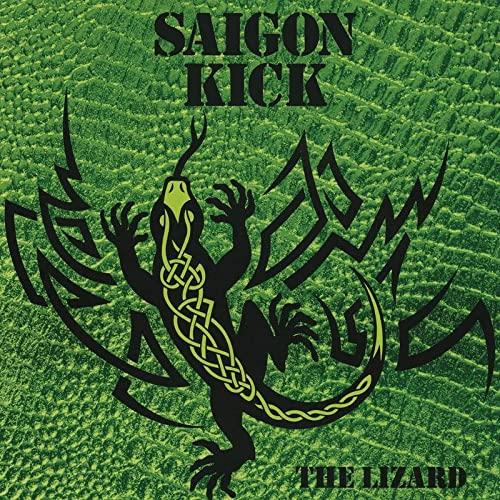 Saigon Kick/The Lizard (Reptilian Green Marble Vinyl)@RSD Black Friday Exclusive/Ltd. 2000 USA
