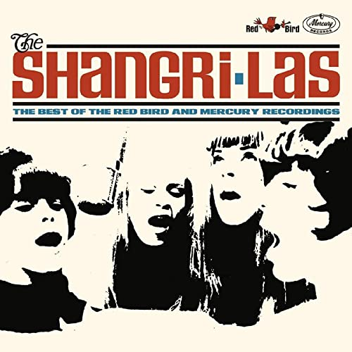 """The Shangri-Las/The Best of the Red Bird & Mercury Recordings (Clear w/ Black """"Tailpipe Exhaust"""" Vinyl)@2LP@RSD Black Friday Exclusive/Ltd. 2800 USA"""
