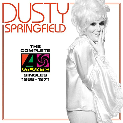 Dusty Springfield/The Complete Atlantic Singles 1968-1971 (Ruby Red Vinyl)@2LP@RSD Black Friday Exclusive/Ltd. 2000 USA