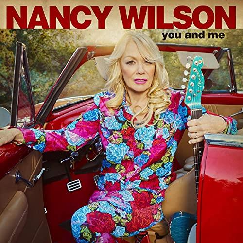 Nancy Wilson/You & Me (Transparent Blue Vinyl)@2LP@RSD Black Friday Exclusive/Ltd. 2000 USA
