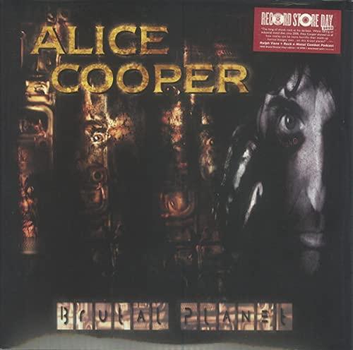 Alice Cooper/Brutal Planet (Color in Color Vinyl)@2LP@RSD Black Friday Exclusive/Ltd. 1200 USA