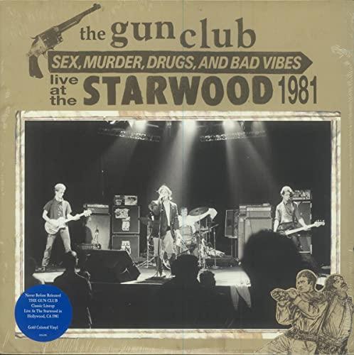 The Gun Club/Live At The Starwood@RSD Black Friday Exclusive/Ltd. 2000 USA