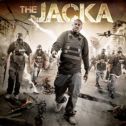 The Jacka/Tear Gas (Black & White Galaxy Vinyl)@2LP@RSD Black Friday Exclusive/Ltd. 1000 USA