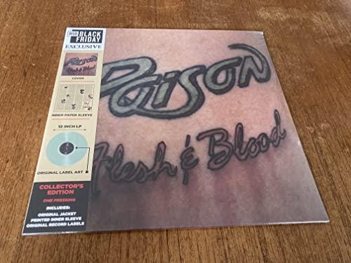 Poison/Flesh & Blood (Color Vinyl)@RSD Black Friday Exclusive/Ltd. 4000 USA