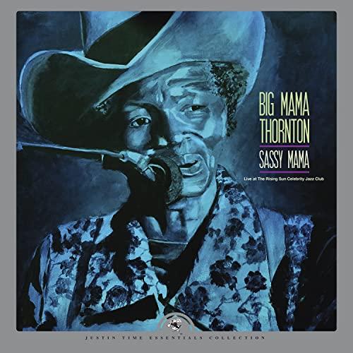 Big Mama Thornton/Sassy Mama - Live at The Rising Sun Celebrity Jazz Club (Deluxe)@RSD Black Friday Exclusive/Ltd. 1500 USA