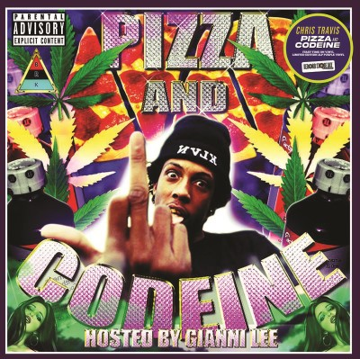 Chris Travis/Pizza & Codeine@2LP@RSD Black Friday Exclusive/Ltd. 1000 USA