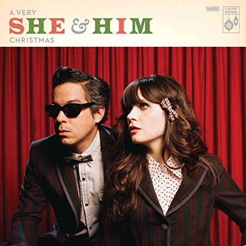 She & Him/A Very She & Him Christmas (10th Anniversary Deluxe Edition)@Deluxe LP + 7-inch