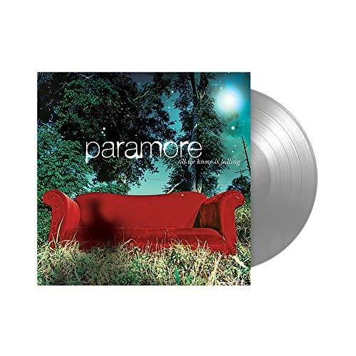 Paramore/All We Know Is Falling (FBR 25th Anniversary silver vinyl)