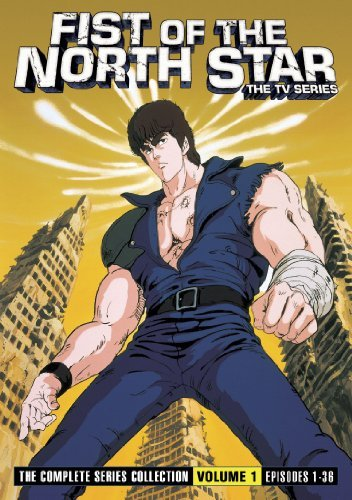 Vol. 1 Fist Of The North Star The Tv Nr 6 DVD