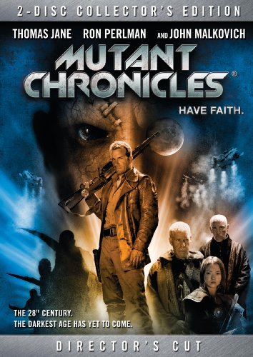 Mutant Chronicles Jane Perlman Malkovich Ws Special Ed. R 2 DVD