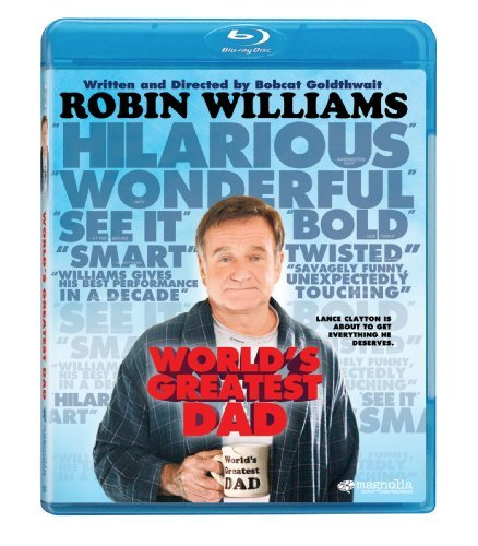 World's Greatest Dad Williams Sabara Gilmore Blu Ray Ws R