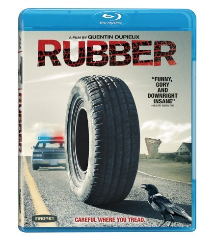Rubber Rubber Blu Ray Ws R