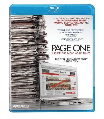 Page One Inside The New York Page One Inside The New York Blu Ray Ws R