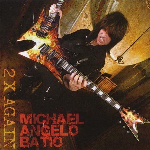 Michael Angelo Batio 2 X Again
