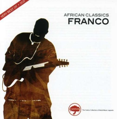 Franco African Classics Franco 2 CD Set