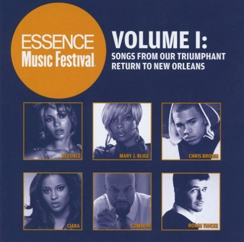 Essence Music Festival Vol. 1 Songs From Our Triumpha