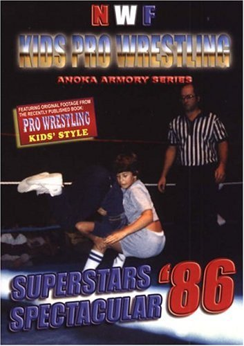 Nwe Kids Pro Wrestling Superstars Spectacular 86 Clr Nr