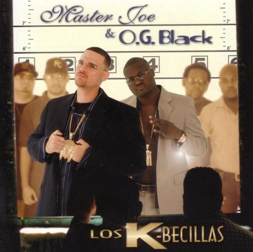 Master Joe O.G. Black Los Cabezillas