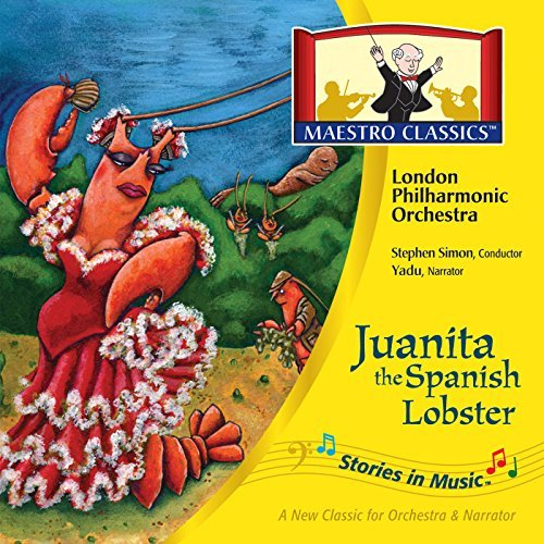 London Philharmonic Orchestra Juanita The Spanish Lobster