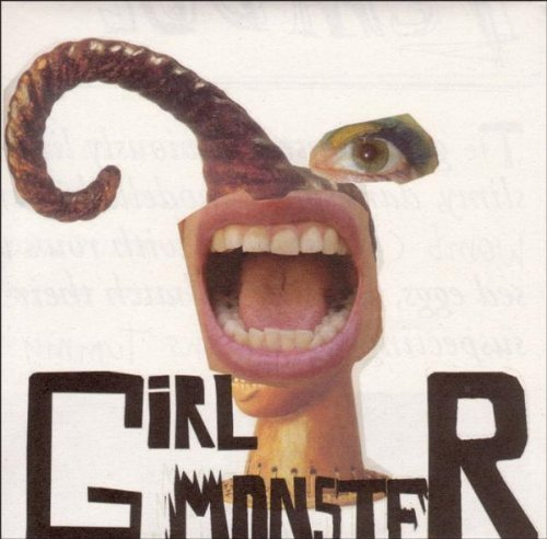 Girl Monster Girl Monster 3 CD