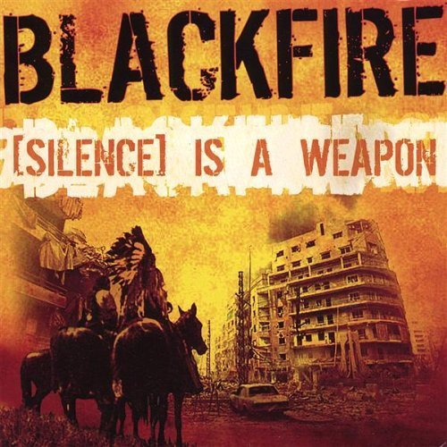 Blackfire Silence Is A Weapon 2 CD Set