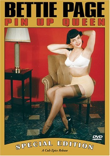 Bettie Page Pin Up Queen Page Bettie Clr Bw Nr