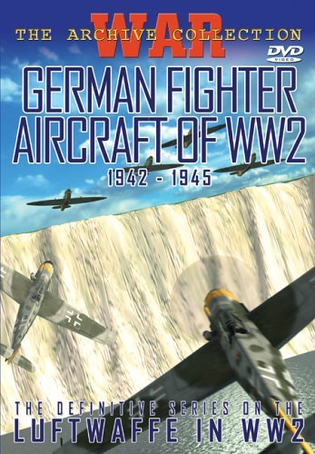 German Fighter Aircraft Of Ww2 1942 45 Nr