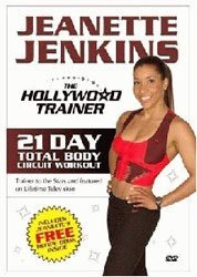 Jeanette Jenkins Hollywood Trainer 21 Day Tota Nr