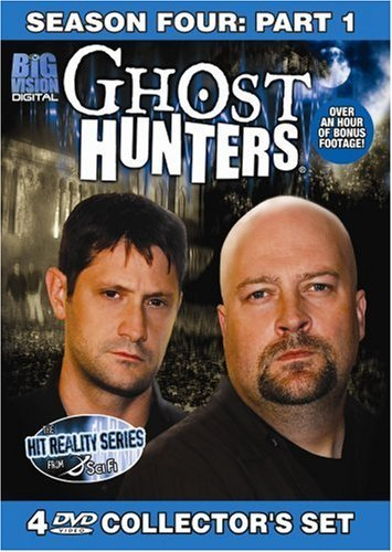 Ghost Hunters Season 4 Pt. 1 Nr 34dvd