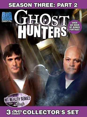 Ghost Hunters Season 3 Part 2 DVD Nr